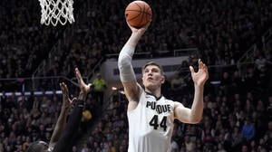 Purdue Seniors shine in final home game