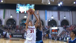 Davidson hands Rhode Island their second straight loss