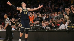 Michigan knocks Michigan State out of the Big Ten Tournament