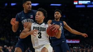 Purdue advances to the Big Ten Championship