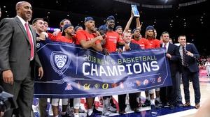 Arizona repeats as Pac-12 regular-season champs with win over Cal
