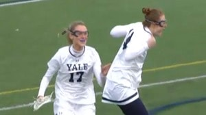 Yale finally does it in the Lacrosse Top Plays