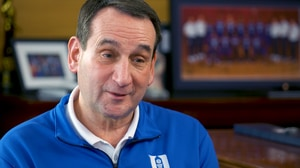 Coach K on his winning recipe