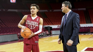 Oklahoma's Trae Young accepts blame if the Sooners fall short