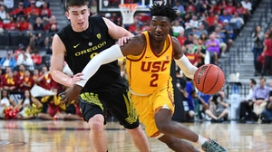 Jonah Mathews has career-high performance in Pac-12 Semifinals