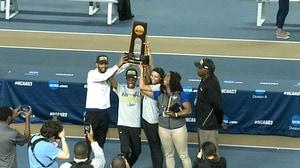 UMass Boston wins the 2018 DIII Indoor Track & Field Championship