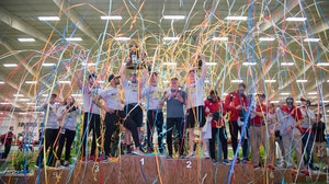 Pittsburg State wins the 2018 DII Indoor Track & Field Championship