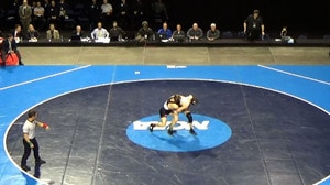 2018 DII Wrestling Championship Finals: Full Replay