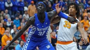 Kentucky captures its 4th consecutive SEC tournament title