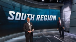 Virginia sits atop the South Region bracket