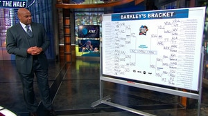 Kenny Smith questions Chuck's bracket picks