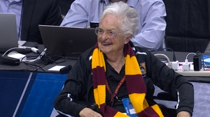 Sister Jean inspires Loyola-Chicago in upset over Miami