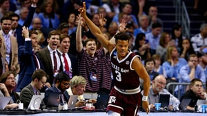 Texas A&M dominates North Carolina for 86...