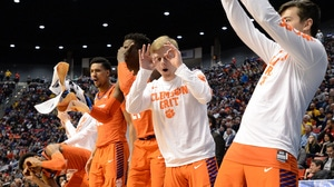 Clemson headed to Sweet Sixteen for the...