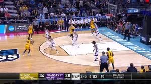 3-pointer by Jairus Lyles