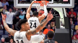 These are some the best dunks from Sunday's second round action in the NCAA tournament