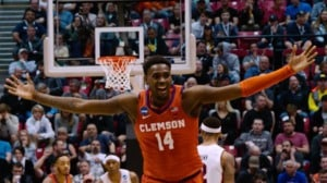 Clemson victory over Auburn has team headed to Sweet 16