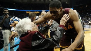 Sister Jean is ready for the Elite Eight