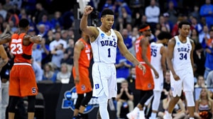 Duke outlasts Syracuse for a spot in the Elite Eight