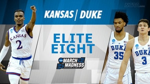 Kansas vs. Duke Elite Eight Preview