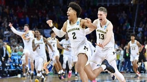 Moe Wagner credits Jordan Poole for one of the best moments of his life