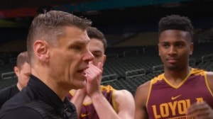 Loyola Chicago Ramblers embraced by city and fans
