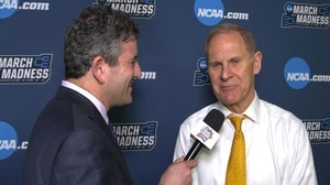 John Beilein talks Moe Wagner's game-changing 3-pointer