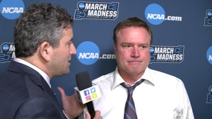 Bill Self thinks Villanova may have played their best game