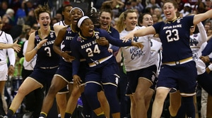 Notre Dame wins 2018 National Championship on Arike Ogunbowale heroics