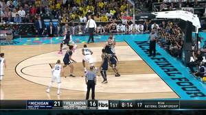 2-pointer by Mikal Bridges