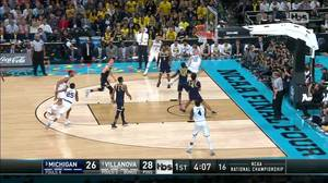 2-pointer by Donte DiVincenzo