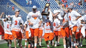 What are the most memorable men's lacrosse championship games?