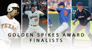 Here are the 2018 Golden Spikes Award finalists