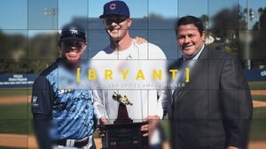 Kris Bryant hit 31 homers, won the Golden Spikes Award in 2013