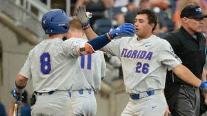 Jonathan India's homer is the difference in Florida's win over Texas