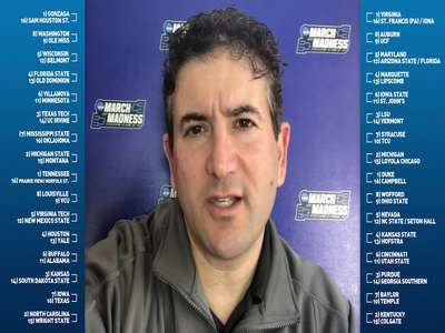 Andy Katz breaks down his latest March Madness bracket