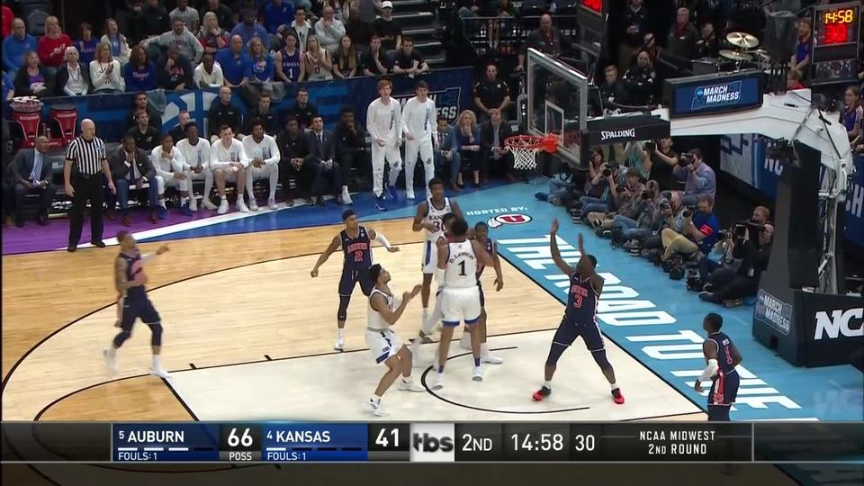 1 Moment To Celebrate From Every 2019 March Madness Game: Kansas Basketball: Udoka Azubuike To Return For Senior