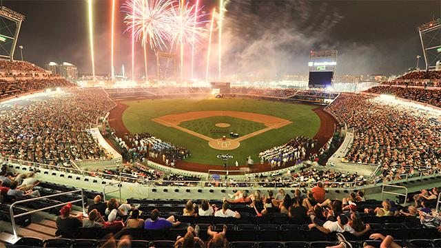 Regional fields announced as countdown begins to College World Series
